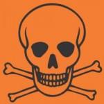Logo toxique