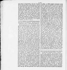 Lettre de 1777 dans les archives de la Vienne à propos des punaises de lit x220