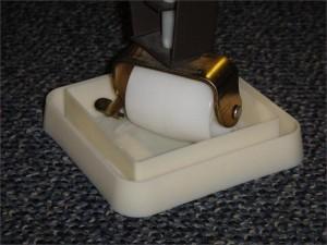 Intercepteur de punaise de lit au pieds de lit